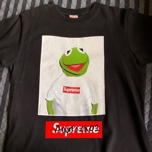 Supreme Kermit The Frog Tee